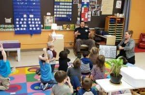 Teaching Kids about raising Livestock